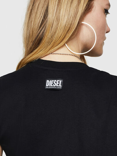 Diesel - D-DASHA, Black - Dresses - Image 5