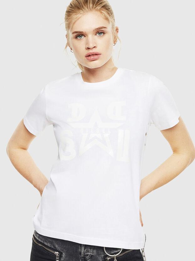 T-SILY-WMA, White - T-Shirts