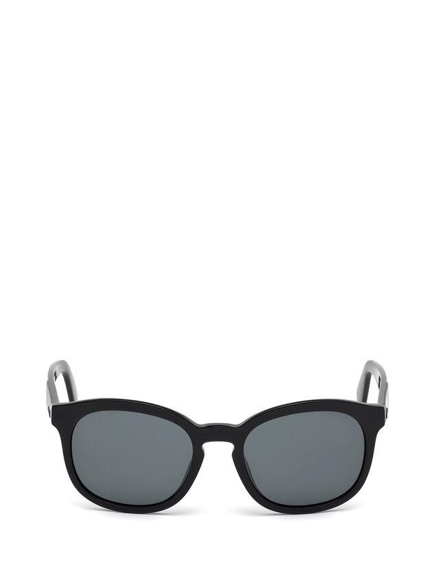 Diesel DM0190, Black - Eyewear - Image 1