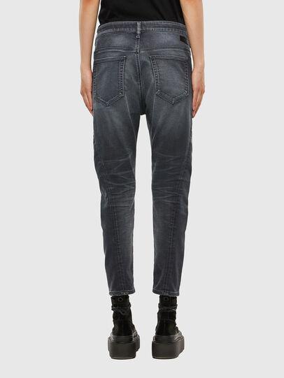 Diesel - FAYZA JoggJeans® 069QA, Black/Dark grey - Jeans - Image 2