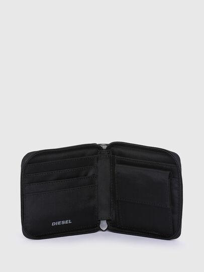Diesel - ZIPPY HIRESH S II, Grey/Black - Zip-Round Wallets - Image 3