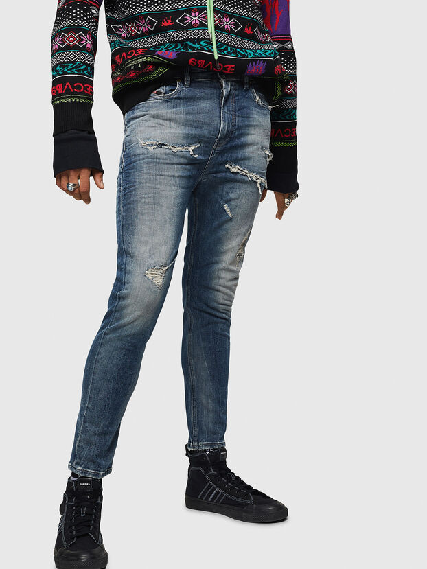 D-Vider JoggJeans 0890A, Light Blue - Jeans