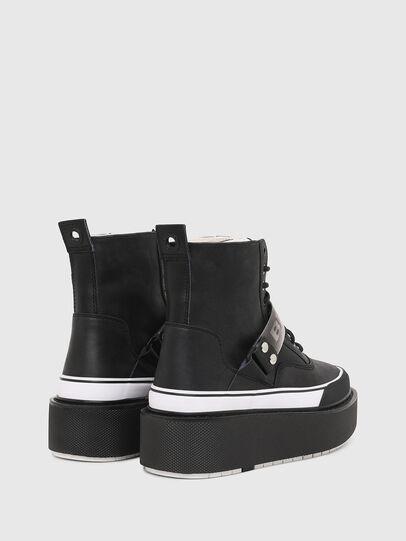 Diesel - H-SCIROCCO STRAP, Black - Sneakers - Image 3