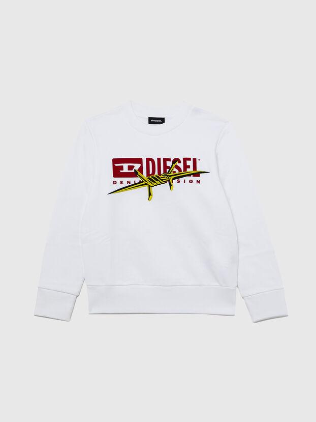 SBAYBX5, White - Sweaters