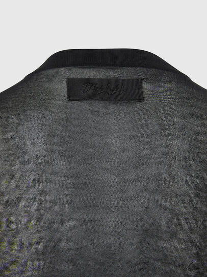 Diesel - M-ABBIE, Black - Knitwear - Image 4