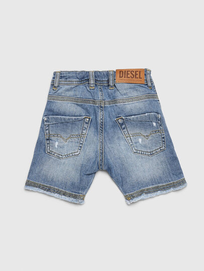 Diesel - PROOLYB-A-N, Light Blue - Shorts - Image 2