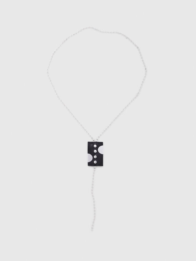 Diesel - A-VICE, Silver/Black - Bijoux and Gadgets - Image 1