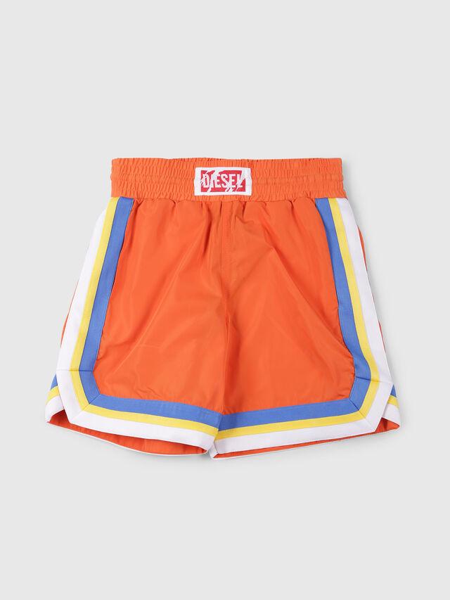 Diesel - PBOXER, Orange - Shorts - Image 1