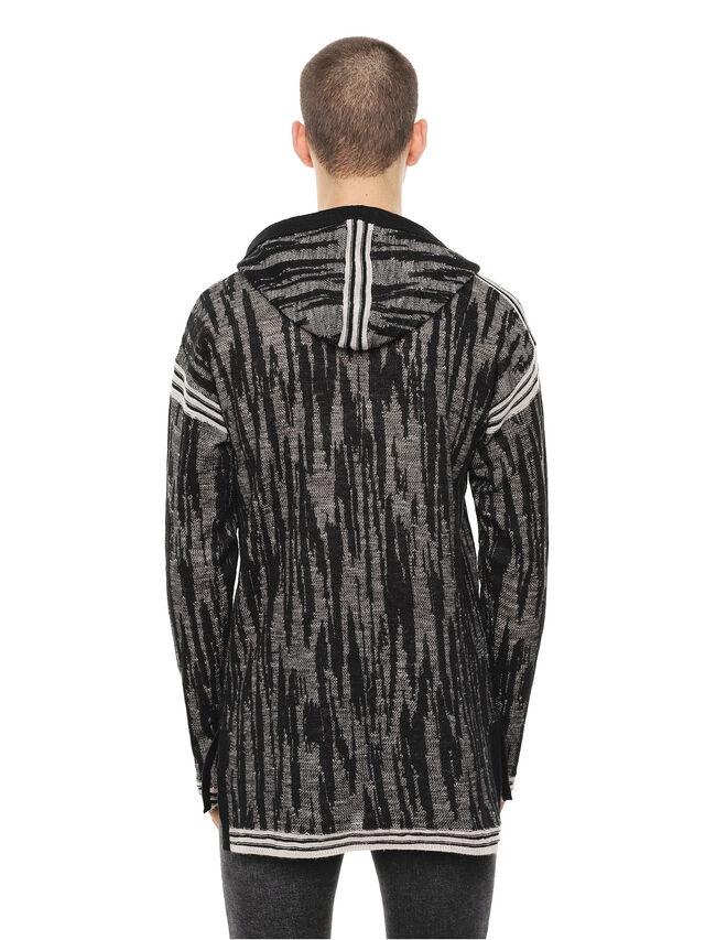 Diesel - KYSE, Black - Knitwear - Image 2