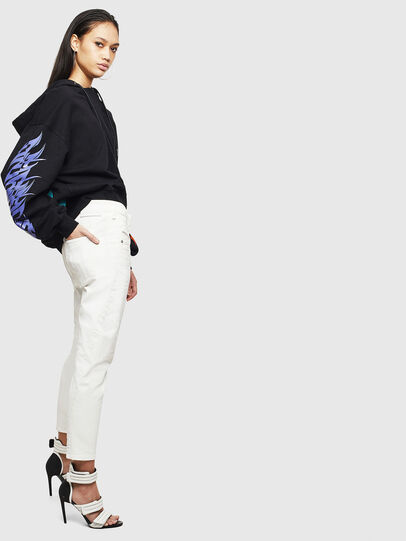 Diesel - Fayza 009AY, White - Jeans - Image 6