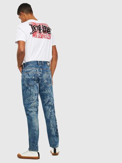 Diesel - D-Vider 0079D, Medium blue - Jeans - Image 6