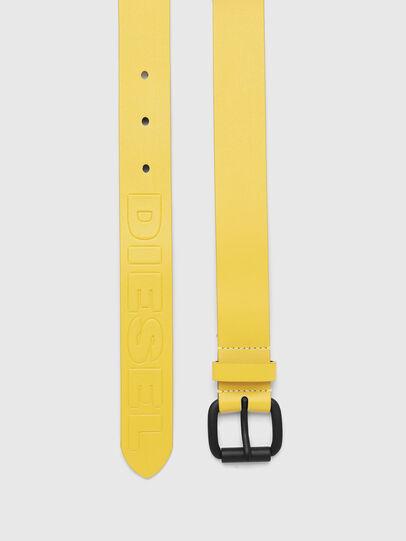 Diesel - B-SYNT, Yellow - Belts - Image 4