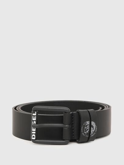 Diesel - B-LAMON, Black - Belts - Image 1