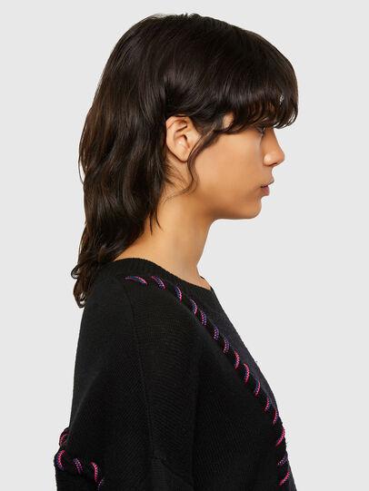 Diesel - M-MYRA, Black - Knitwear - Image 3