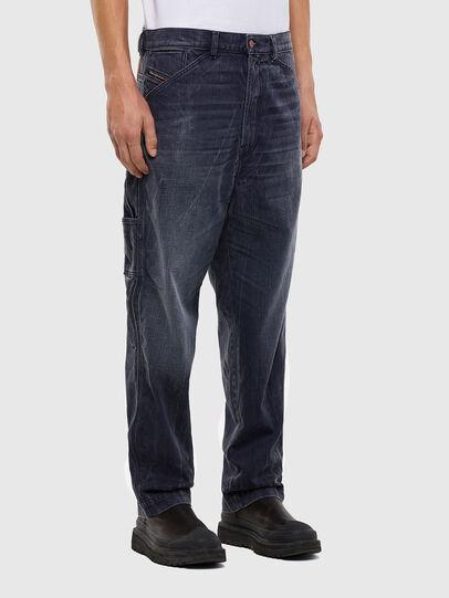 Diesel - D-Franky 009IY, Dark Blue - Jeans - Image 4