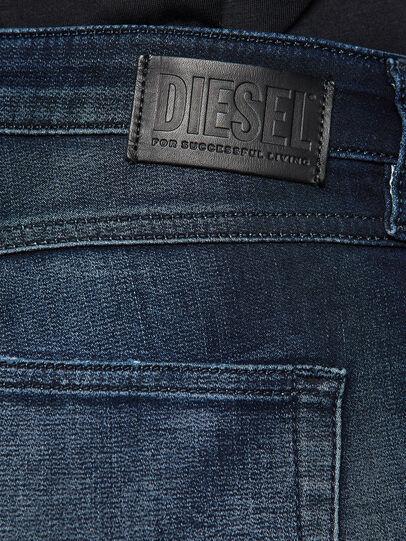 Diesel - GRACEY JoggJeans® 069PZ, Dark Blue - Jeans - Image 4