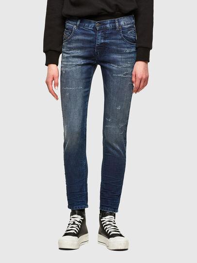 Diesel - Krailey JoggJeans® 069SL, Dark Blue - Jeans - Image 1