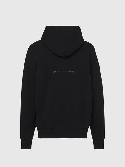Diesel - S-ALBY-X5, Black - Sweaters - Image 2