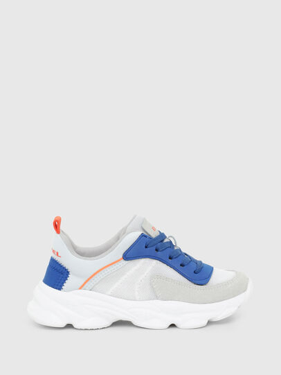 Diesel - S-SERENDIPITY LC CH, White/Blue - Footwear - Image 1