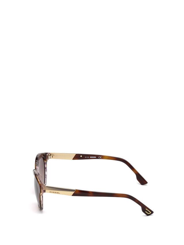 Diesel - DM0186, Brown - Eyewear - Image 2