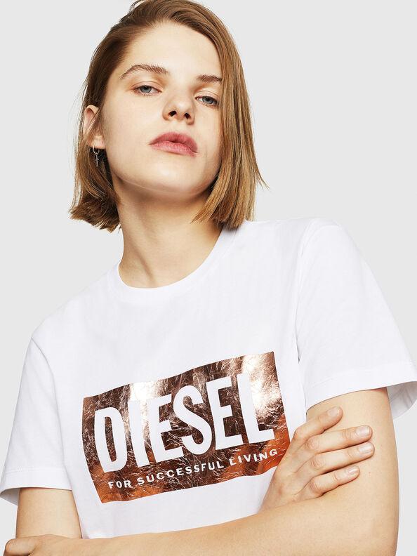 T-FOIL, White - T-Shirts