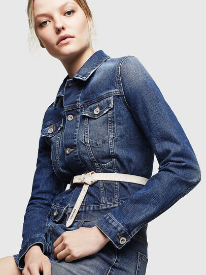 Diesel - DE-LIMMY, Blue Jeans - Denim Jackets - Image 4