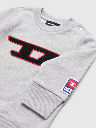 Diesel - SCREWDIVISIONB-D, Grey - Sweaters - Image 3