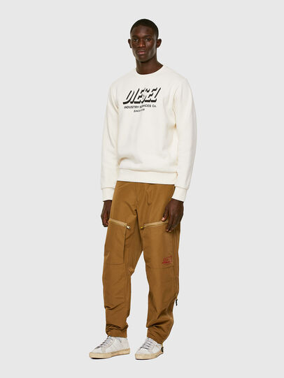 Diesel - S-GIRK-A74, White - Sweaters - Image 4