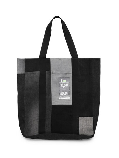 Diesel - D-SHIPPOH, Black - Bags - Image 1