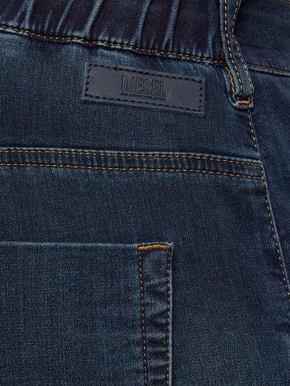 Diesel - Krooley JoggJeans 069NE, Dark Blue - Jeans - Image 4