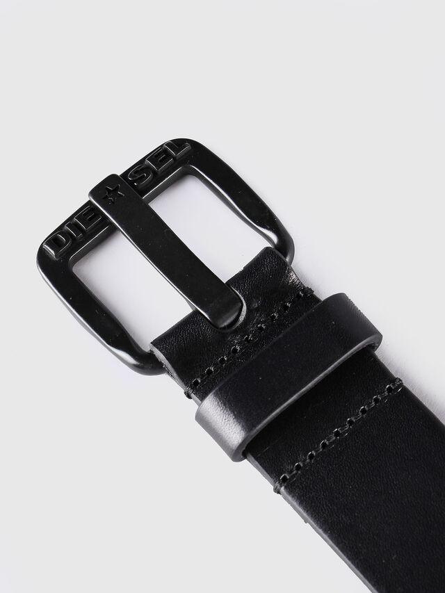 B-STAR, Black leather