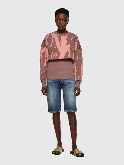 Diesel - M-ALABAMA, Pink - Knitwear - Image 5