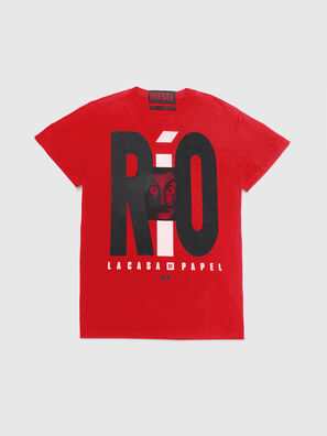 LCP-T-DIEGO-RIO, Red - T-Shirts