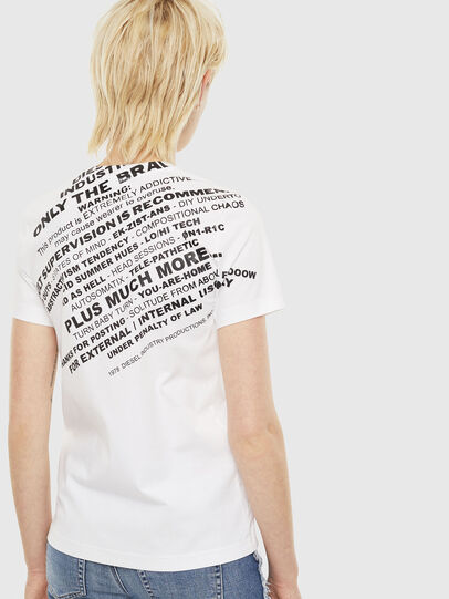 Diesel - T-SILY-S1,  - T-Shirts - Image 2