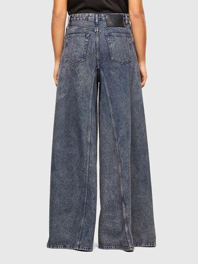 Diesel - D-Spritzz 009RP, Dark Blue - Jeans - Image 2