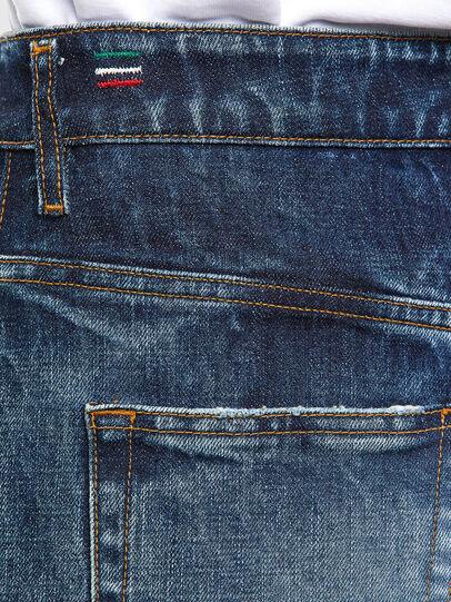 Diesel - D-Reggy 0079P, Dark Blue - Jeans - Image 6