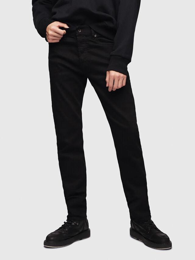 Diesel Buster 0886Z, Black/Dark grey - Jeans - Image 1