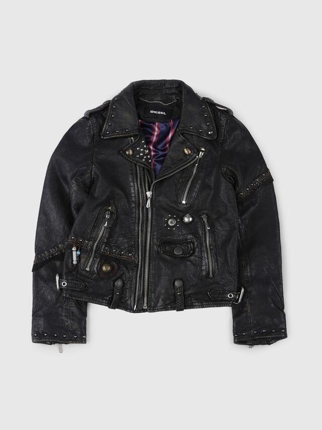 Diesel - JLSTATE, Black - Jackets - Image 1