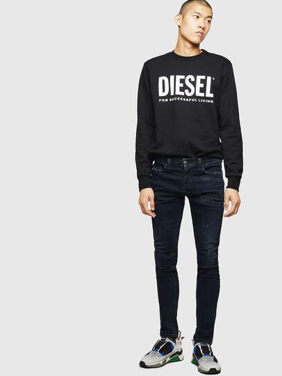 Diesel - Tepphar 069GM, Black/Dark grey - Jeans - Image 5