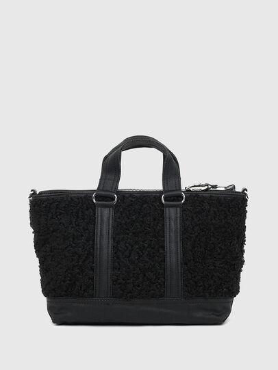 Diesel - THISBAG SATCHEL HP, Black - Bags - Image 2