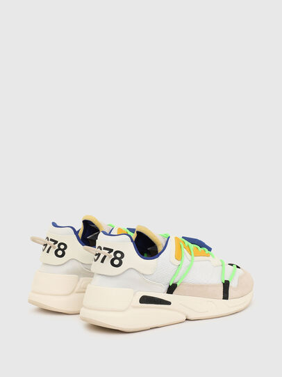 Diesel - S-SERENDIPITY LACE, White/Pink - Sneakers - Image 3
