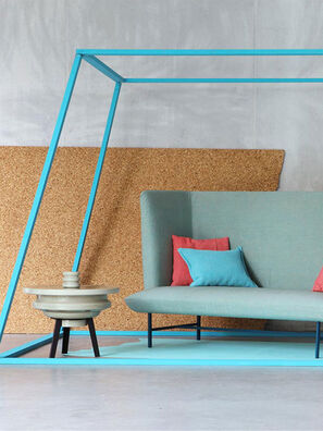 GIMME SHELTER,  - Furniture