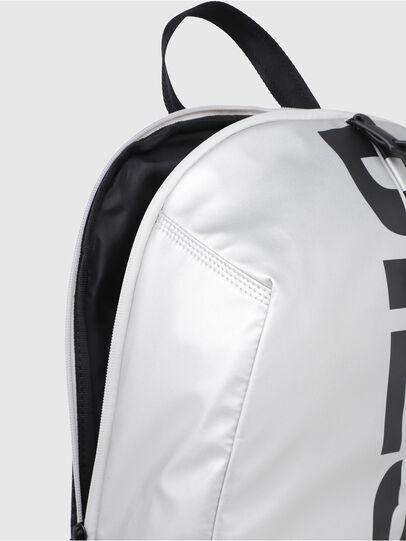 Diesel - F-BOLD BACK, Silver/Black - Backpacks - Image 3