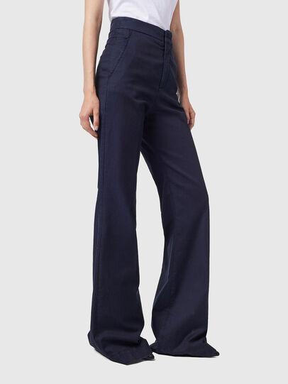Diesel - D-Ebbey JoggJeans® 0CEAT, Dark Blue - Jeans - Image 6