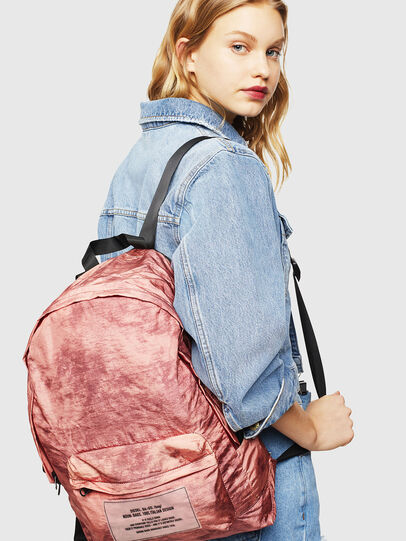 Diesel - BAPAK, Red - Backpacks - Image 7