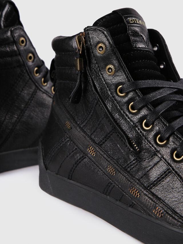 Diesel - D-STRING PLUS, Black - Sneakers - Image 5