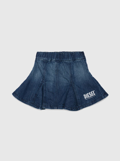 Diesel - GILLIB, Medium blue - Skirts - Image 1