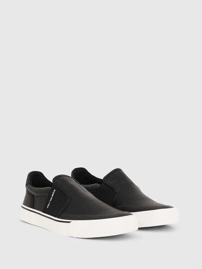 Diesel - S-FLIP SO, Black - Sneakers - Image 2