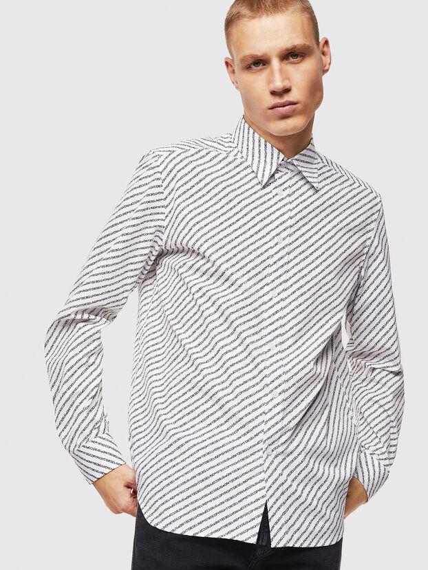 S-PENN-COPY, White - Shirts