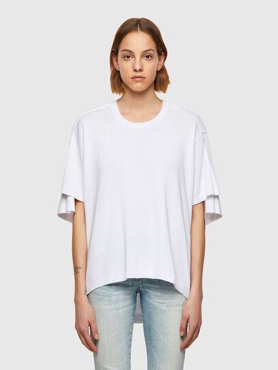Diesel - M-BAHIA, White - Knitwear - Image 1